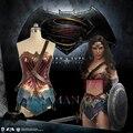 Película Batman v Superman: Amanecer de Justicia Wonder Woman Cosplay Para Adultos Mujeres