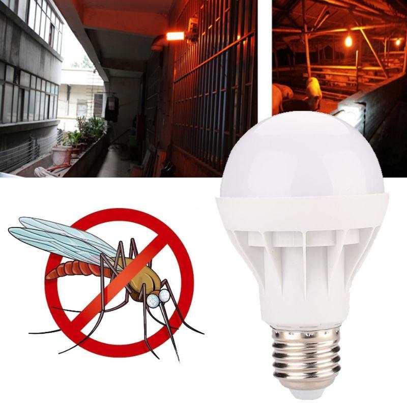 Οδήγησε λαμπτήρα λαδιού φρούτων Repeller ηλεκτρονικό αντι κουνουπιδιών έντομο σίγαση μωρό κουνουπιών φως φανός αντανακλαστικό λαμπτήρα