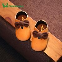 Kızlar PU Deri Saf Kırmızı Bebek Yürüteç Ayakkabı Için ayakkabı Online Sarı Prenses Dans Yumuşak Ayakkabı Toddler Kız Bebek Sarı ayakkabı