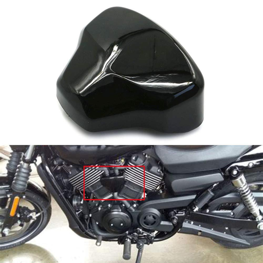 Motorcycle Ignition Coil Trim Panel Cover Cap protector For <font><b>Harley</b></font> Davidson Street 500 750 <font><b>XG750</b></font> XG500 XG 2015 2016 2017 2018 image