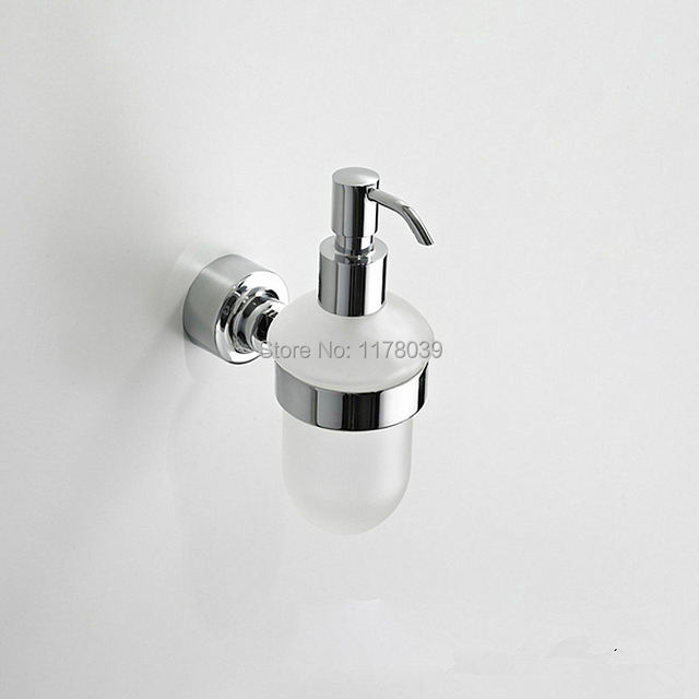 Online Shop wall mounted hand soap dispenser,decorative Bathroom ...