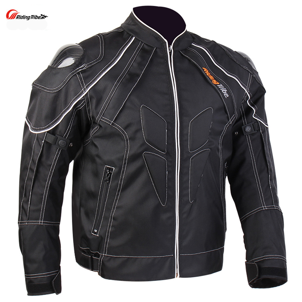 цены Riding Tribe jacket motorcycle racing Men's Street Road Protector Motocross Body Armour Carbon fiber Protective Gear clothing