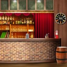 Happy Hour Wine Time Wine O'Clock Booze Wall Clock Man Cave Pub Bar Wall Decor Restaurant Wine Drinker Alcohol Gifts Winery Art