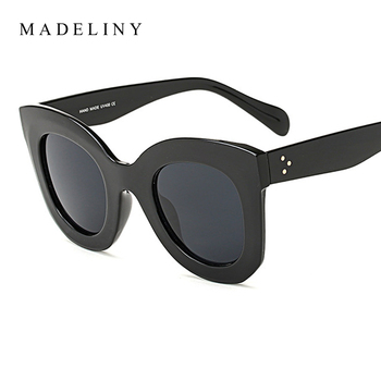 MADELINY Cat Eye Designer Sunglasses 1