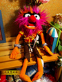 Симпатичные 40 см Маппет Шоу Плюшевые Маппет-шоу Эксклюзивный ДЕЛЮКС Плюшевые Рис Животных