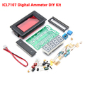 Free Shipping Hot Sell ICL7107 Digital Ammeter DIY Kit Electronic Learning Kit header