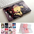 "Lovely Cartoon Soft Silicone Stand Leather Case Cover For Samsung Galaxy Tab A 10.1"" With S Pen 2016 SM-P583 P580 P585 Tablet PC"