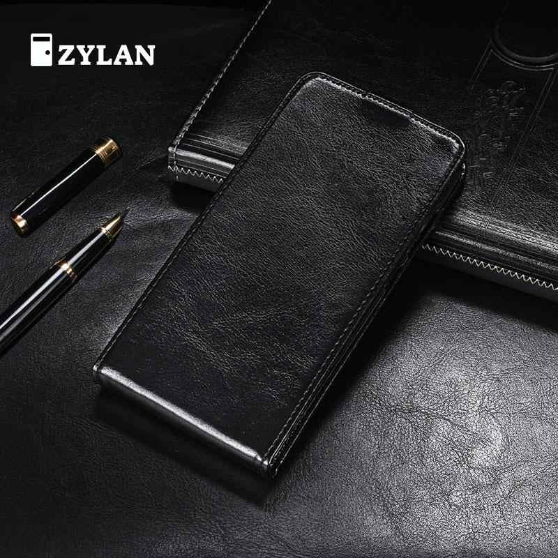 ZYLAN الفاخرة والجلود الغطاء الخلفي للقضية نوكيا Lumia 630 635 RM-974 RM-978 الهاتف قذيفة الوجه واقية حقيبة/ث هدية