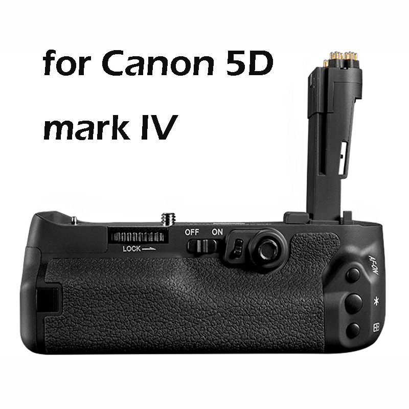 Battery Grip Pixel E20 For Canon 5D Mark IV / 5D4 / 5D MarkIV can be installed with two batteries of LP-E6/LP-E6N цена и фото