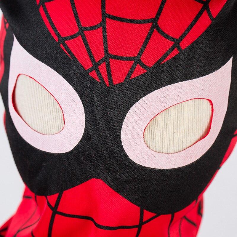 Karšto pardavimo Marvel Comic klasikinis Spiderman vaiko kostiumas - Karnavaliniai kostiumai - Nuotrauka 5