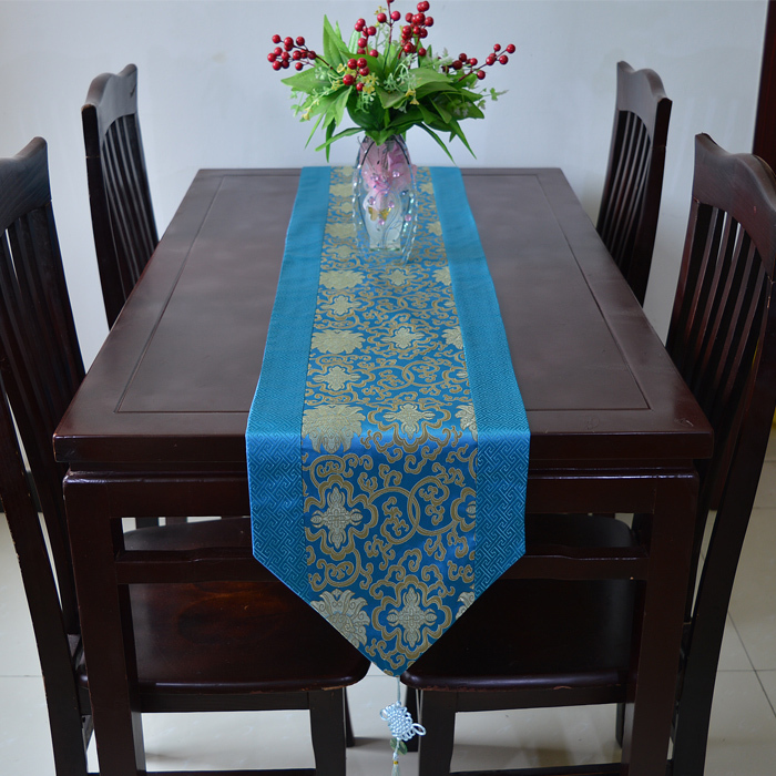 120 Inch Extra Long Vintage Chinese Knot Decorative Table Runners Wedding  Party Table Cloth High Quality Bed Runner In Table Runners From Home U0026  Garden On ...