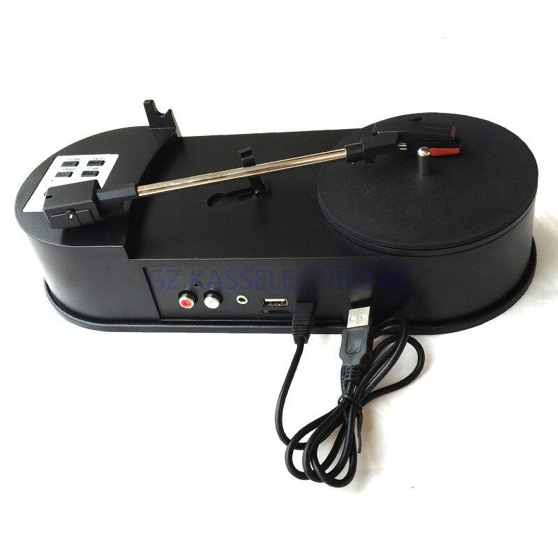 Новинка 2017 Виниловые проигрыватели плеер-рекордер, преобразовать винилового проигрывателя к MP3 в диск usb или sd карты непосредственно, Беспл...