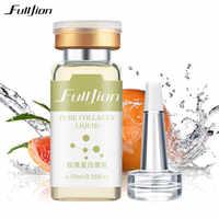 Fulljion 1 pièces sérum de protéines de collagène acide hyaluronique Essence liquide Anti-âge crème Anti-rides blanchissant pour les soins de la peau du visage