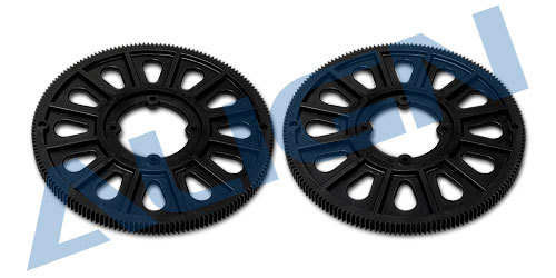 Trex 500 Main Drive Gear 162T Align H50018QA align trex 500 parts Free Shipping with Tracking align t rex 250dfc main rotor head upgrade set h25119 trex 250 spare parts free track shipping