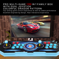 Classic Video Game Consoles Newest High Definition For Pandora's Box 5S With 1388 Classical Games For Home Party/KTV/Bar