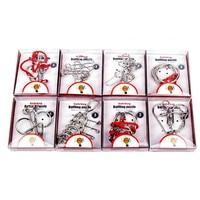 24 PCS/Set Metal Puzzle IQ Mind Brain Teaser Magic Wire Puzzles Games for Children Adults,Creative 3D Metal Puzzle Toys for Kids