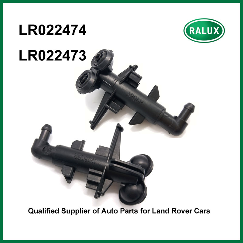 LR022473-right LR022474-left new car washer jet for Freelander 2 2006- auto water jet aftermarket parts retail top selling