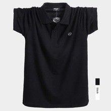 URSPORTTECH Brand Polo Shirt Men 5XL 6XL Summer Cotton Short Sleeve Polo Shirts Casual Fashion Polo Shirts Hommes Plus Size