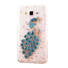 Rhinestone Case For samsung j7 j3 j5 j1 mini j2 2015 case Crystal Soft Cover galaxy 2016