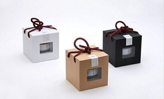 High Quality Designer Gift Box Wedding Candy Box Party Cake Box