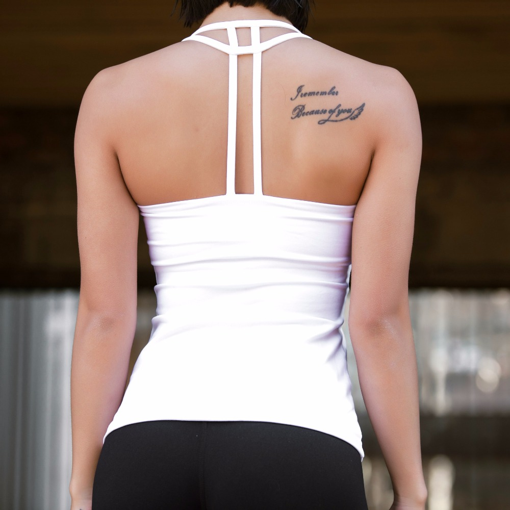 New Women Fitness bodybuilding Tops sleeveless nylon Tank Top Women Vest Tops Female Fashion cropped Sexy clothing S-L