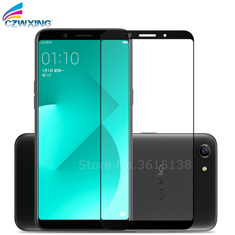 US $1 99 |Screen Protector For OPPO A83 Tempered Glass OPPO A83 Screen  Protector Glass OPPO A83 A 83 CPH1729 Full Cover Protective Film-in Phone