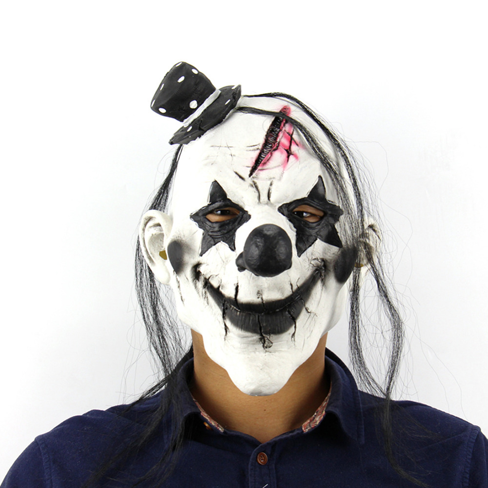 Popular Scary White Mask-Buy Cheap Scary White Mask lots from ...