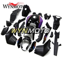 Purple Black Fairing Kit For KTM DUKE 125/200/390 2011 2016 ABS Injection Plastic ABS Motorcycle Cowlings Carenes Bodywork New