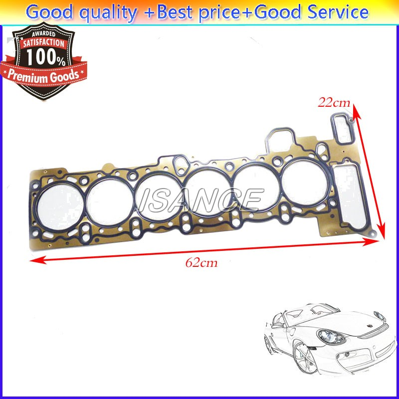 2012 Bmw X5 M Head Gasket: ISANCE Engine Cylinder Head Gasket 11127501304 For BMW E39