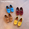 2017 spring new Fashion casual dress irls party shoes Lazy shoes Children's shoes Flat toddler shoes boys loafers girls school