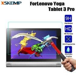 Szkło hartowane przeciwwybuchowe przezroczysta folia ochronna dla Lenovo Yoga Tab 3 Pro 10.1