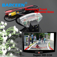 Apply For Honda CRV 2009 Auto Car Parking Cmaera With 4 Led Bring Hd Ccd Image