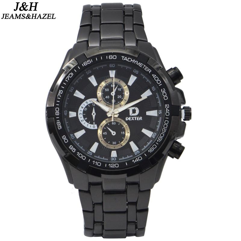 """""""JEAMS & HAZEL"""" prabangūs mados kokybės sportiniai vyrai - Vyriški laikrodžiai - Nuotrauka 2"""