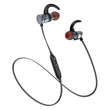 YEINDBOO AWEI AK4 Magnetic Switch Wireless Earphones Sports Bluetooth Earphones IPX4 Waterproof Bluetooth Headset With Mic все цены