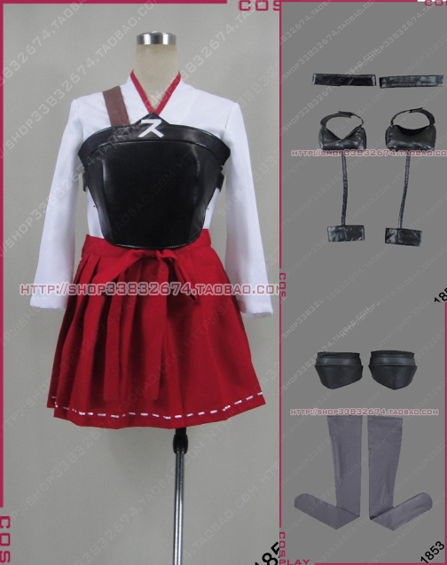 Kantai collection KanColle Zuikaku Cosplay Costume Sailor Suit Girl School Uniform Halloween Costume