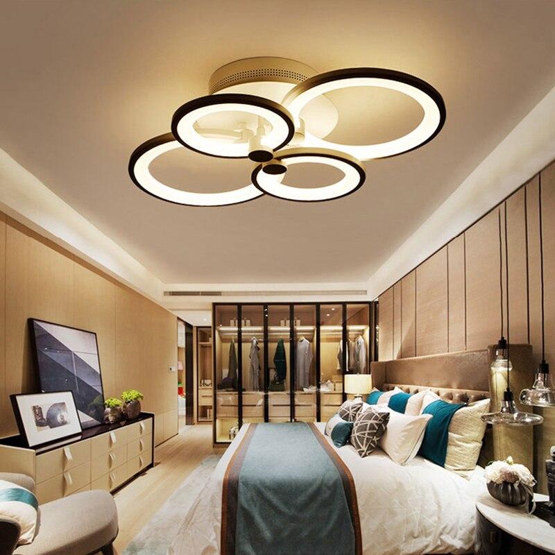 Dimmen + Fernbedienung Wohnzimmer Arbeitszimmer Schlafzimmer moderne - Innenbeleuchtung - Foto 6
