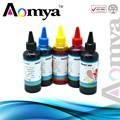 Specialized 4 Dye Ink + 1 Pigment ink OEM Standard set PGI825 CLI826 refill kits for Canon PIXMA iP4880 MG5180 5280 6180Dry fast