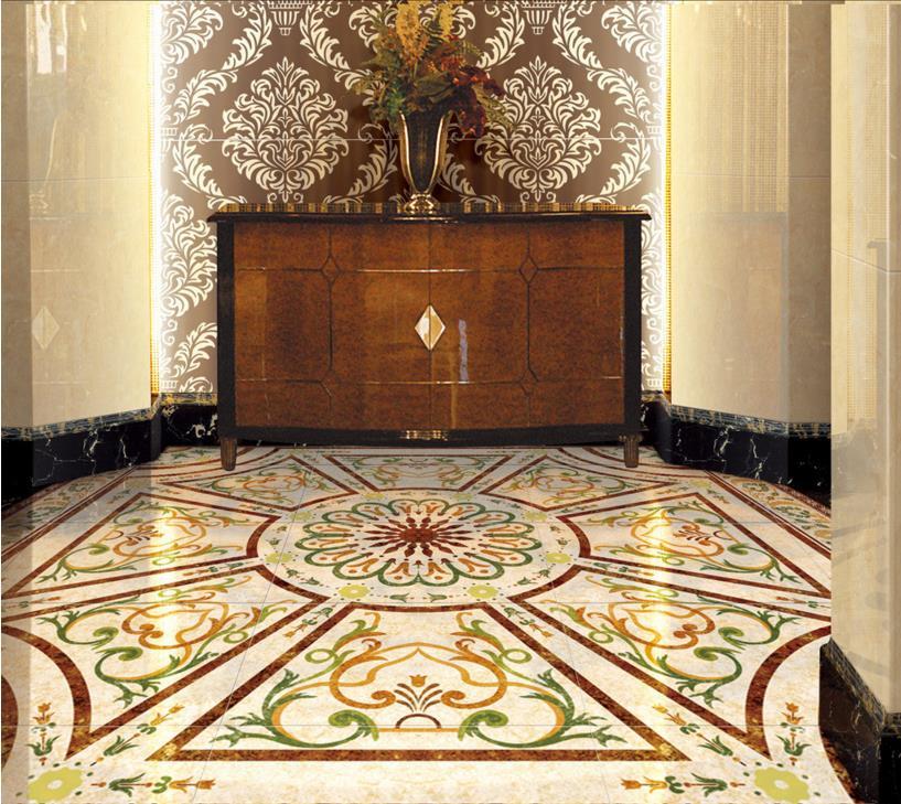 ФОТО Cusromize 3d pvc flooring waterproof 3d floor stone for living room bedroom self-adhesive waterproof plastic flooring