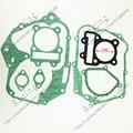 Подходит Для YINXIANG Уплотнение YX150 YX160 Двигатель Голова Комплект Прокладок Комплект Части ВЕЛОСИПЕДА ЯМЫ
