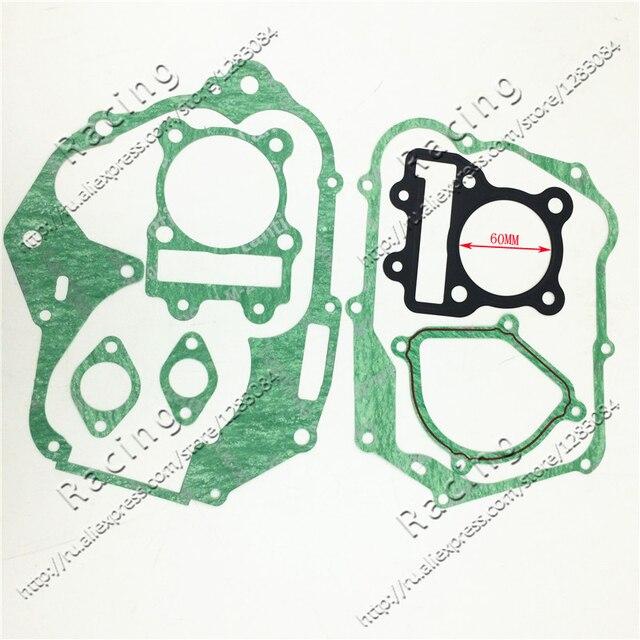 Ajustes Para Junta YX160 YX150 YINXIANG Motor Head-Juego de Juntas Kit Partes PIT BIKE