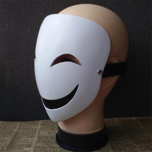 Аниме маска Черная пуля 1