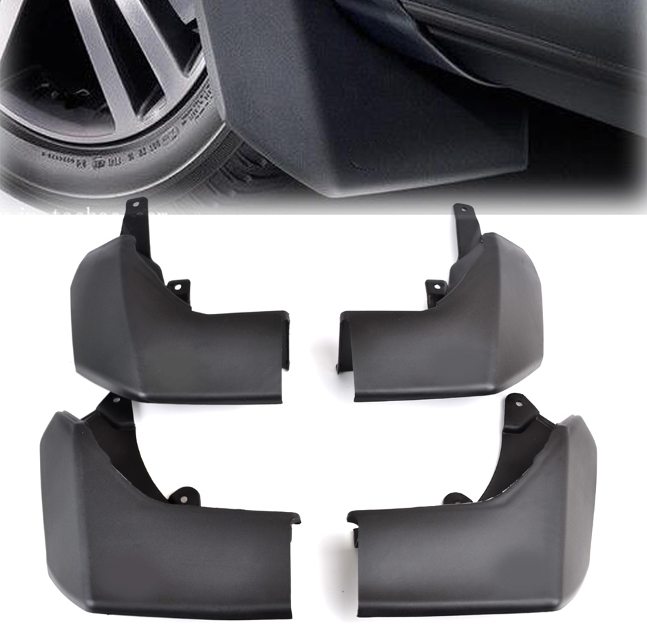 FRONT REAR MUD FLAP FLAPS FIT FOR LAND ROVER DISCOVERY 4