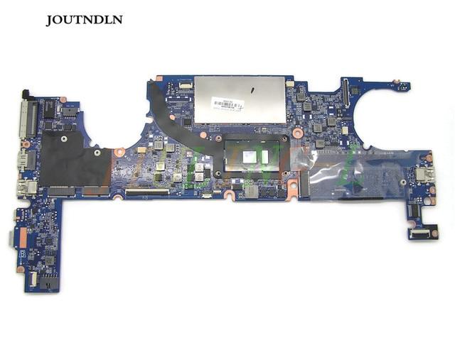 US $349 2 10% OFF|JOUTNDLN FOR HP EliteBook Folio 1040 G3 9470m G3  Motherboard UMA i5 6300U 8GB 844415 001 844415 601-in Laptop Motherboard  from