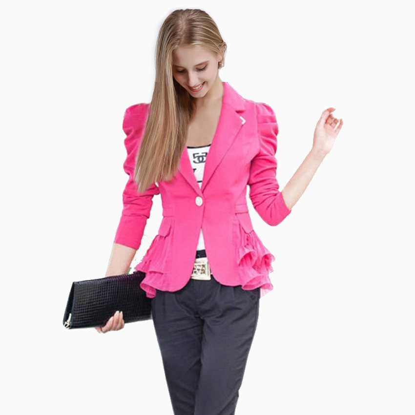 SPARSHINE SS Jacket Women Long Sleeves Coat Blazer Ladies