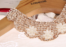 Women Fashion Collar Necklace