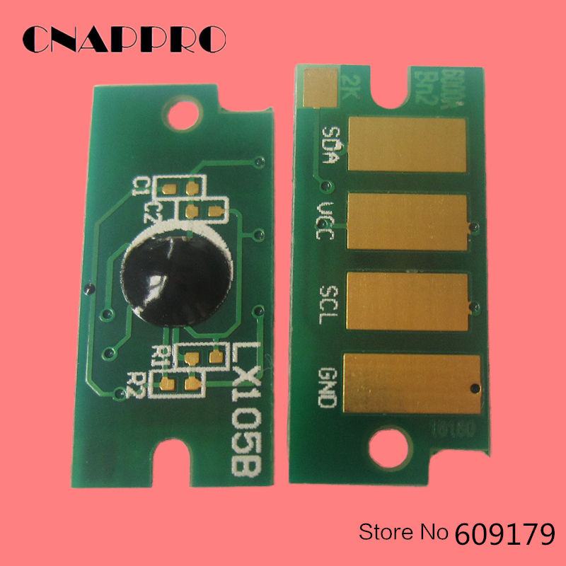 20pcs 106R01630 106R01634 106R01627 106R01631 Toner Cartridge Chip For Xerox Phaser 6000 6010 WorkCentre 6015 Printer Reset Chip