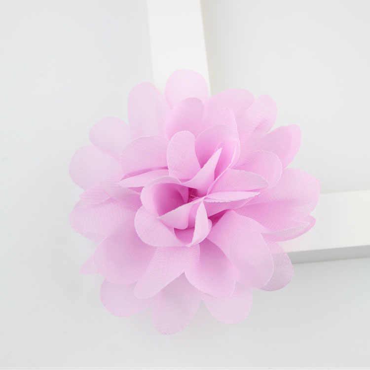 Налобные повязки для девочек женские аксессуары для волос с цветочным принтом платье с повязкой на повязка на голову для аксессуар для волос резинки для волос Детская повязка для волос цветок