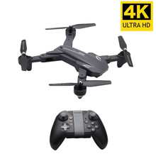 WiFi FPV drone 4K HD 720P Dual Camera RC quadcopter Helicopter Video Dron One Key Return Intelligent Follow Selfie Drone RC Toys