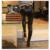 Alta Couro PU Elástico Leggings De Fitness Mulheres Sexy Calças Freddy empurrar para Cima As Mulheres de Quadril Aptidão Legging Skinny Calças para o Inverno PK65