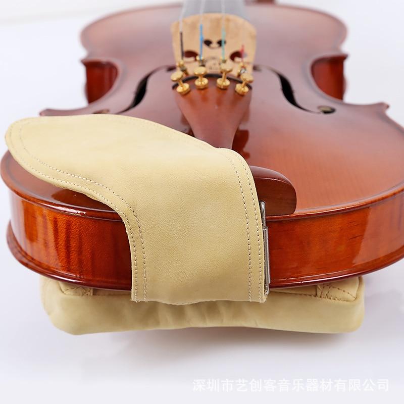Maner violin shoulder bracket sheepskin bracket pad shoulder pad neck light cocoon bracket pad shoulder bracket pad
